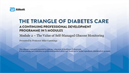 The value of self-managed glucose monitoring