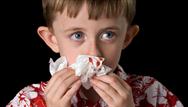 Managing epistaxis in children