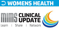 MIMS Clinical Update 2016 - Women's Health Slides
