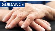 Guidance update: latest NICE guidelines on rheumatoid arthritis