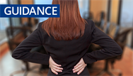 Guidance update: latest NICE guidelines on low back pain and sciatica in over 16s