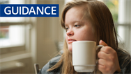 Guidance update: latest NICE guidelines on challenging behaviour and learning disabilities