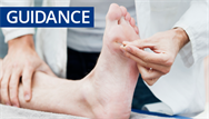 Guidance update: latest NICE guidelines on diabetic foot disease