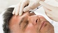 Facial augmentation in men